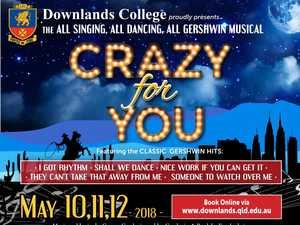 Downlands Brings Beloved Gershwin Musical to Toowoomba