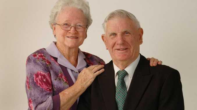 Toowoomba Couple Celebrate 60 Years of Marriage