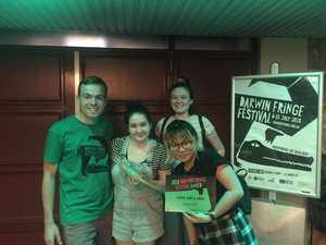 Noosa graduate wins Darwin Fringe Festival Award