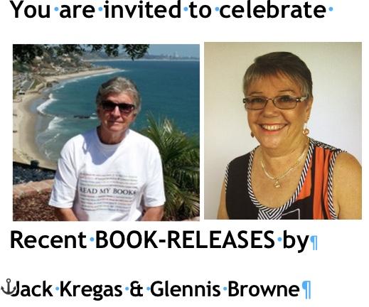 Jack Kregas and Glennis Annie Browne