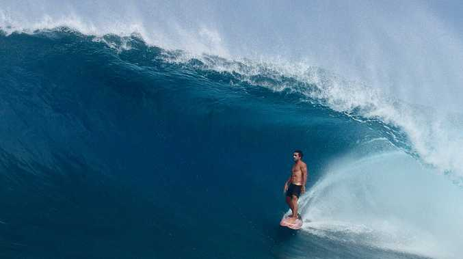 Surfer badly injured in remote reef break