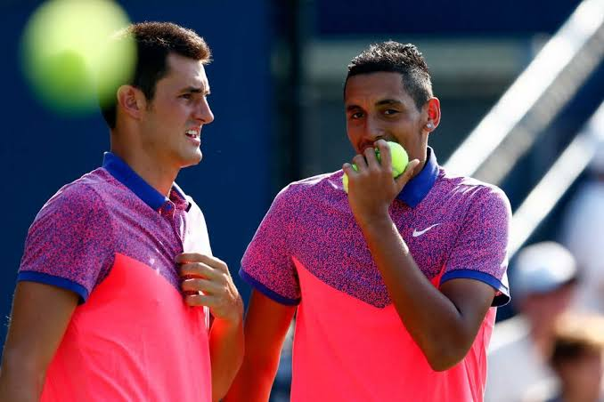 Tomic and Kyrgios are Australia's embarrassment