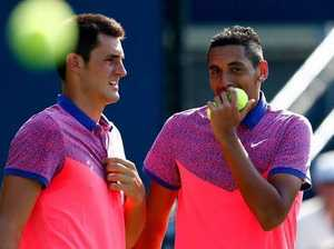 YOUR SAY: Tomic and Kyrgios are Australia's embarrassment