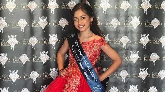 Serenity Miss/Mr. Diamond Autralia National Finalist 2019