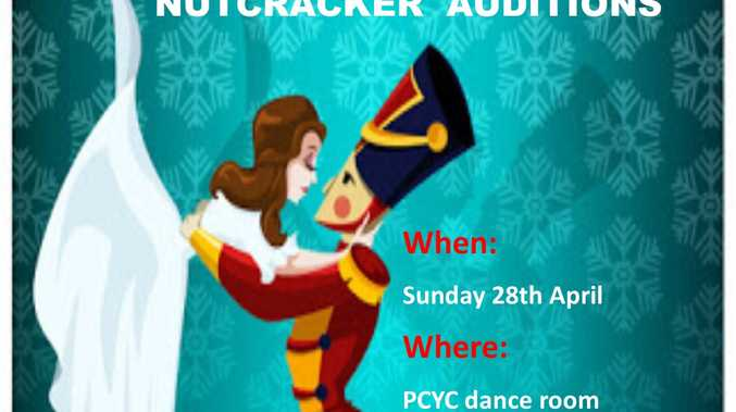 Nutcracker is coming to Toowoomba