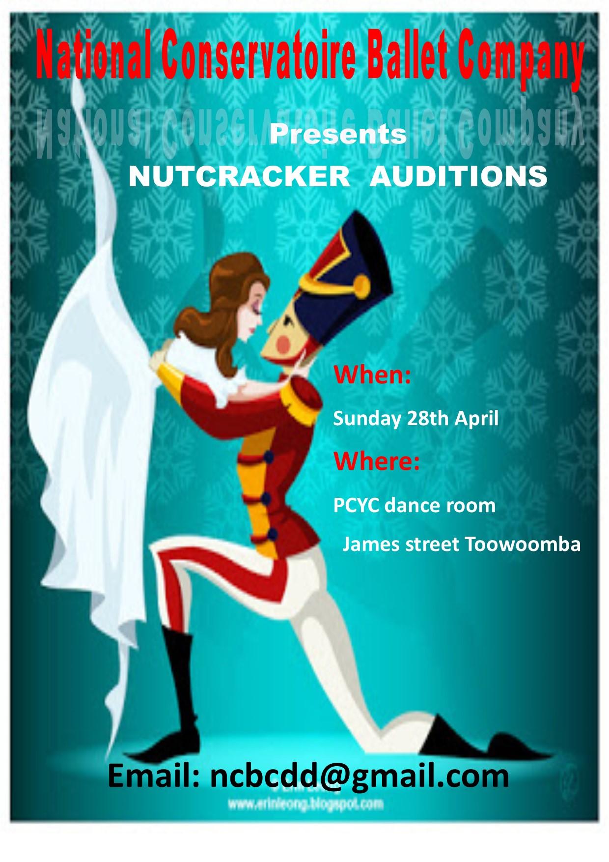 Open Audition for Nutcracker