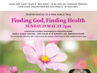 Finding healing in a Christian Science Reading Room
