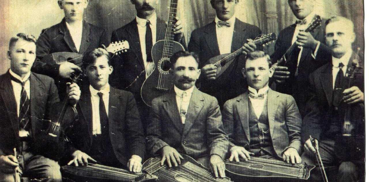 Bundaberg String Band c.1919