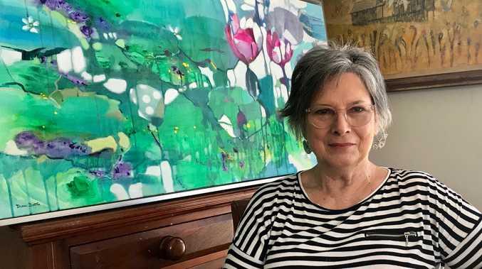 RME Downlands Art Exhibition – Feature Artist, Diana Battle