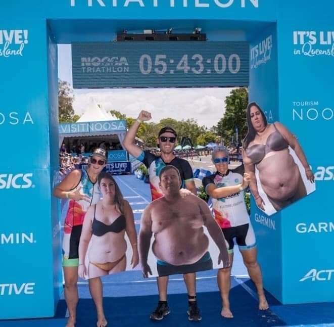 Sunshine Coast locals win and lose big at the Noosa Tri