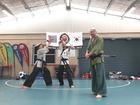 Unique sword fighting class begins in Toowoomba
