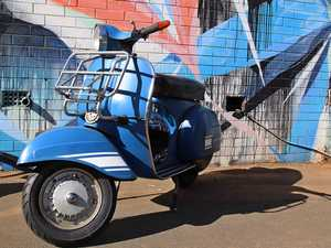 Do you Vespa? This group wants you to join the ride