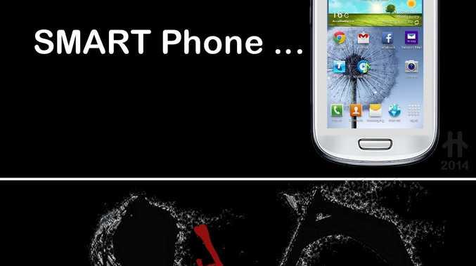 Smart Phone! Dead Driver!