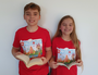 Junior school students read to beat MS