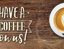 Planning a holiday? Have a coffee on us!
