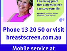 Free breast cancer screening in Cooroy