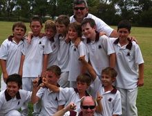 Buderim Cricket Sign-on