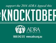 #Knocktober: The 2014 ADRA Appeal
