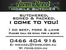 Mobile Butcher