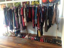 Designer sale: stylist's wardrobe up for grabs