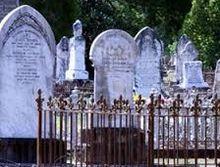 Pubfest Cemetery Tour