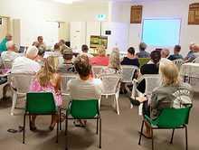 Meeting - Mudjimba Residents' Association