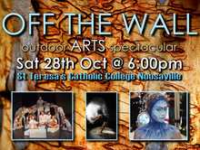 OFF THE WALL - Outdoor Art Spectacular
