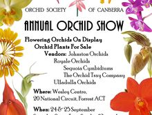 Canberra Orchid Show