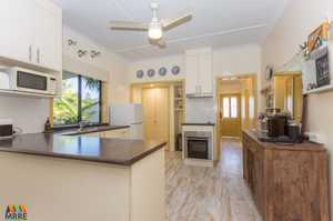 Situated on a large corner block in a very central, yet peaceful, location in Andergrove, you will find...