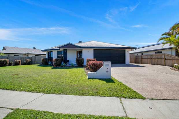 Busy families will love the central location & spaciousness of this well-presented home located at the...