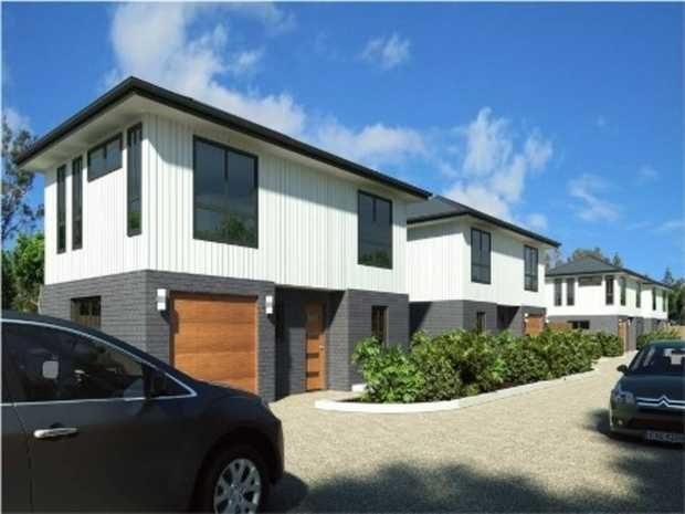 On the ground floor level there is a modern open plan kitchen with stainless steel appliances +...