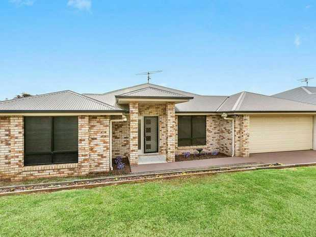 Situated in the heart of beautiful Highfields, this solid brick home is only a short stroll from local...