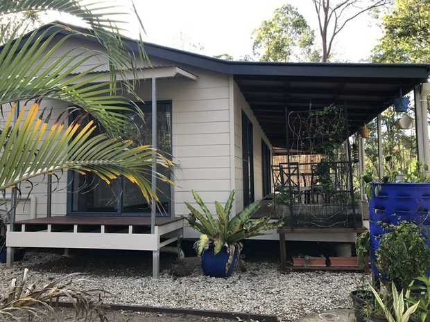 Cute little 2 bedroom house in Bauple, landscaped bush gardens with lots of trees and shade.  andbull;...