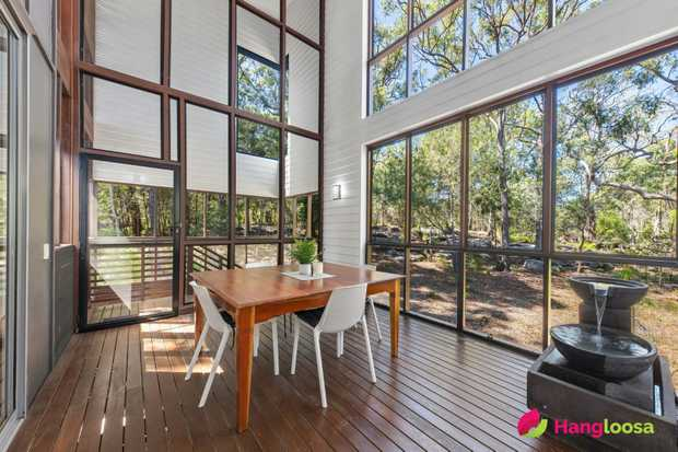 Superbly located in a genuine slice of world renowned uniqueness, this architecturally designed getaway...