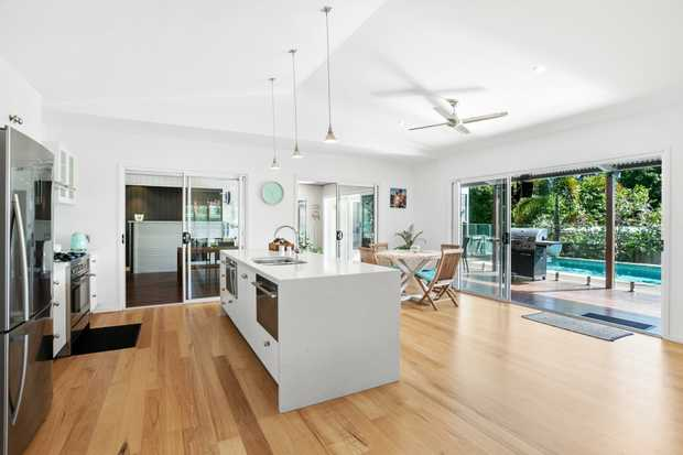 Showcasing imaginative features and a layout in touch with Noosa style living, this sun washed...