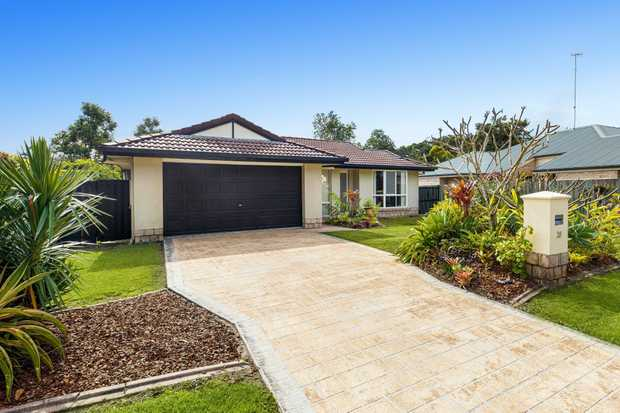 Set against a wonderful park reserve backdrop and offering contemporary appeal, this inviting home...