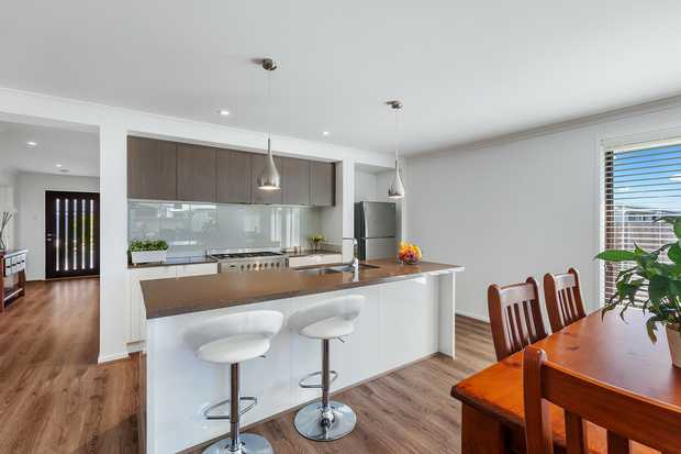 SOLD BY JONNY MARSHALL  This beautiful family home on one of the largest blocks (563 m2) in Harmony...
