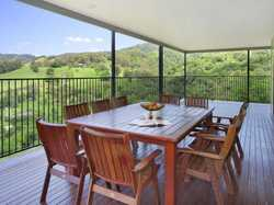 Adjoining State Forest this cleared fully fenced property boasts tranquil views over Dulongs impress...