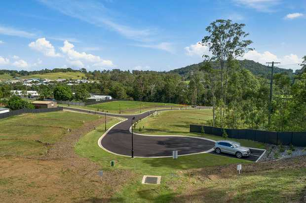 """""""Butterfly Chase"""" is a quality 18-lot land boutique estate on the edge of Nambour, offering easy to..."""