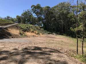 Recently subdivided, this 6,000m2 lot boasts one of the largest cleared and near level building sites...