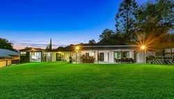 SPACIOUS FAMILY ENTERTAINER!  This pristine family home is located at the end of a quiet cul-de-sa...