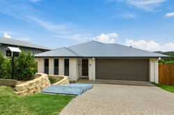 Finally....somewhere to call to home - just 17 months young this compact home set on 561m2 is the id...