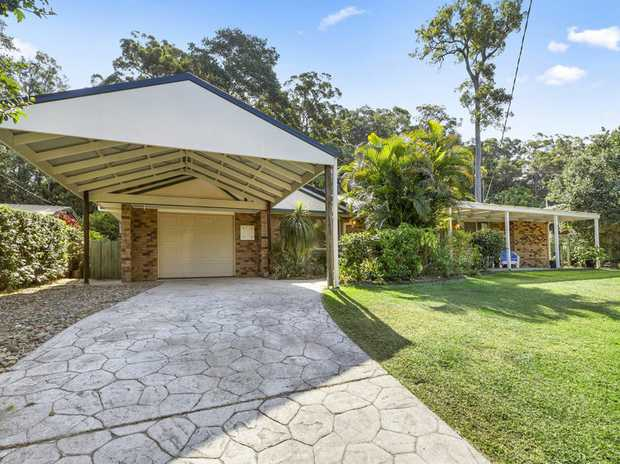 One for the growing family, this spacious brick and tile home offers not only plenty of accommodation...