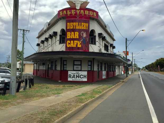 Huge opportunity for an experienced hotelier. Bruce Highway frontage, two storey brick hotel/motel...