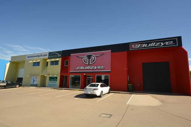 Blue chip location - High exposure site in the growth area of North Rockhampton - 444m2 of showroom...