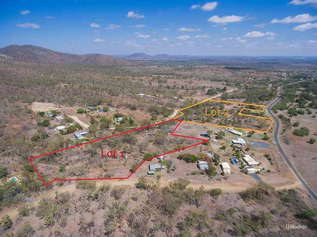 Presented to you here is this acreage in the quiet town of Bouldercombe. Lot 2 with access off Mount...