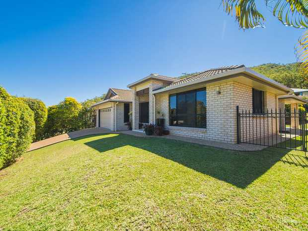"""In the heart of one of Rockhampton's favourite lifestyle suburbs """"The Sanctuary"""" this family home has..."""