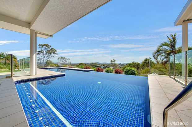 """Is this Gladstone's finest home? Encompassing 1.3 acres of hilltop seclusion, """"Lalaga"""" offers an..."""