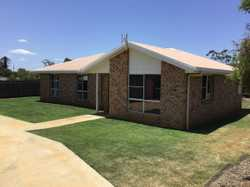 - FRONT FENCE BEING ERECTED SOON  - 3 bedrooms with built in robes - plenty of cupboards in kitchen ...