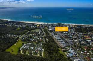 3-7 Shirley Street, Byron Bay represents an opportunity to acquire a 2,250sqm development with a DA...